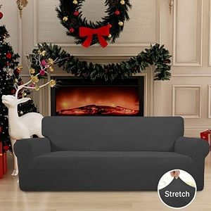 Easy-Going Stretch Oversized SofaSlipcover 1-Piece